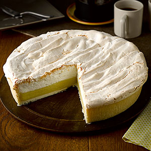 Sidoli Frozen Lemon Meringue Pie Gluten Free 14 Pre Portion