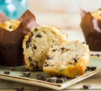 Vanilla Chocolate Tulip Muffin 24 x 119g