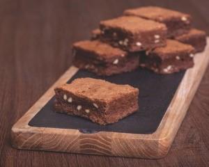 Core Chocolate Brownie Traybake p/p 30