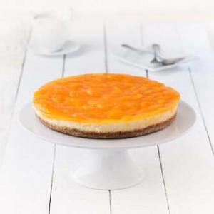 Ministry of Cakes Mandarin Cheesecake 14ptn