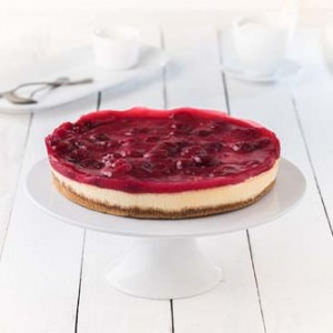 Ministry of Cakes Strawberry Cheesecake 14ptn