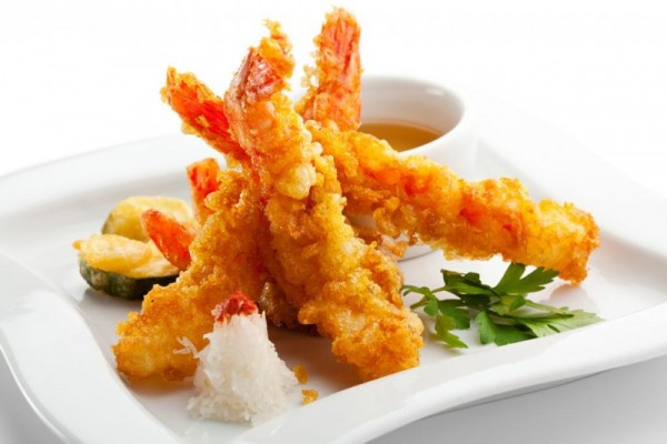 Tempura Battered Prawns 500g