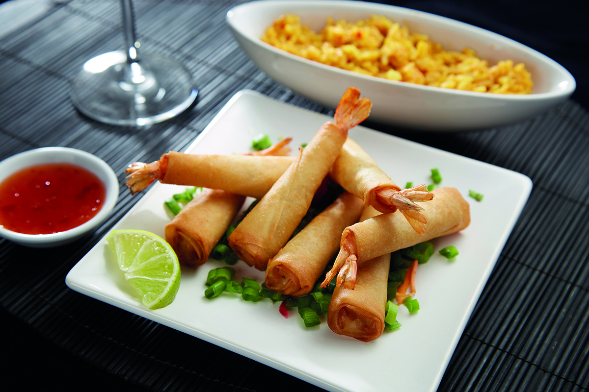 Filo Wrapped King Prawn 500g