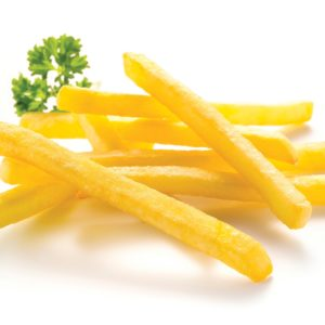 Lutosa Extra Crunchy 7mm Fries 4 x 2.5kg