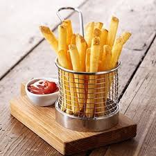 McCain Frozen Signatures Staycrisp Skin On Fries 4 x 2.27kg