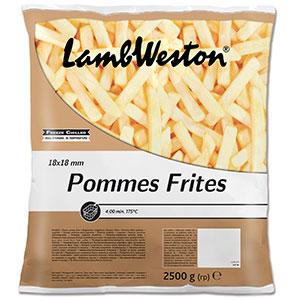 Lamb Weston Chunky Chips 18mm 4 x 2.5kg