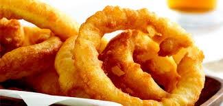 Battered Onion Rings 1kg
