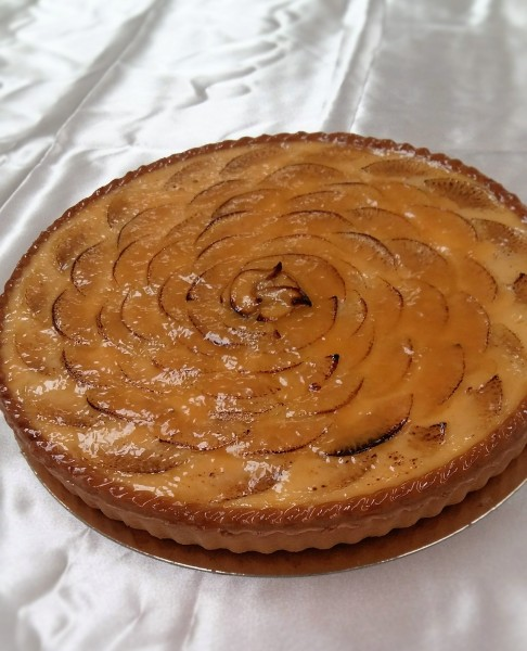 Bramley Tarte au Pomme 12  Presliced Portions