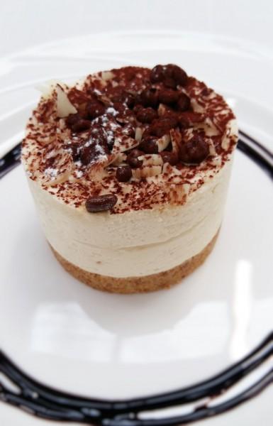 Honeycombe Cheesecake Indv  x 25