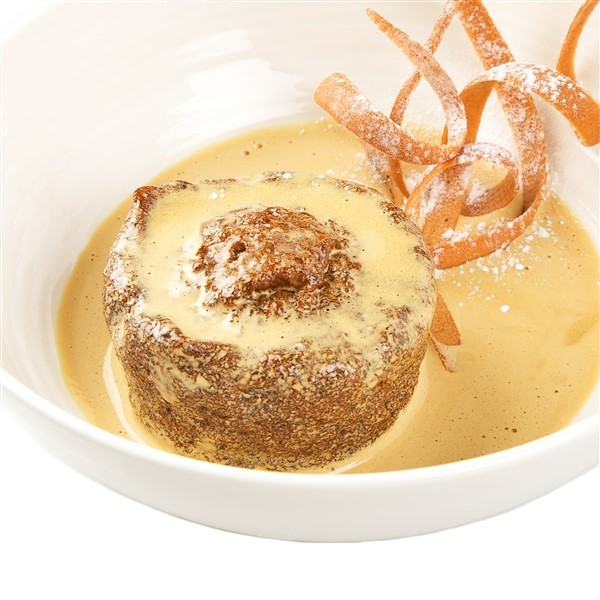 Sticky Toffee Pudding & Butterscotch Sauce Indv  x 20