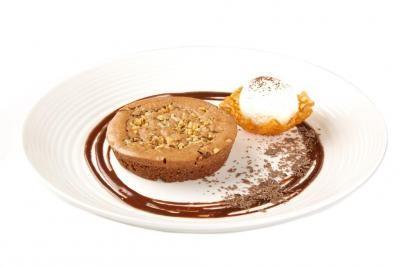 Indv Chocolate & Walnut Brownie x 9