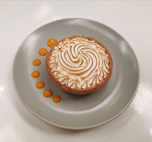 Individual Lemon Meringue Pie x9