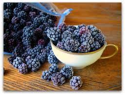 Frozen Blackberries 1kg