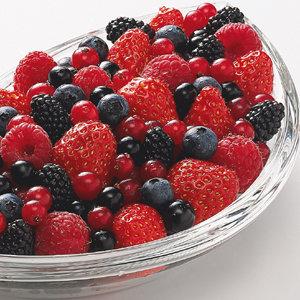 Frozen Fruit Berry Mix 1kg