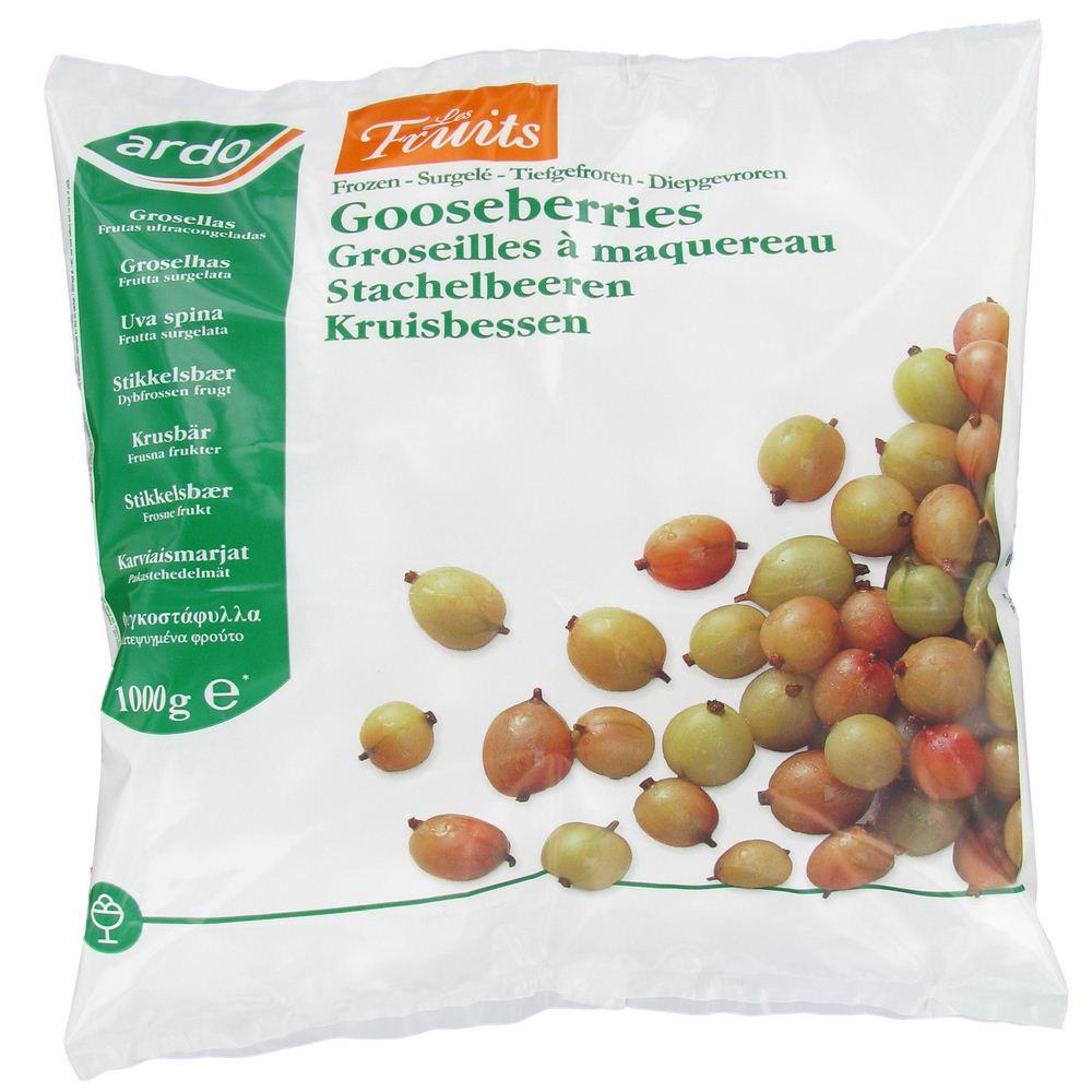 Frozen Gooseberries 1kg