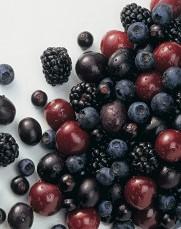 Ardo Black Berry Fruit Mix (No Strawberry) 1kg