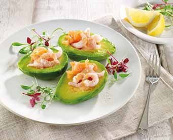 Avocado Halves 500g