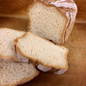 Gluten Free Sliced Brown Loaf 400g