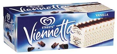 Viennetta Original  6 x 650ml