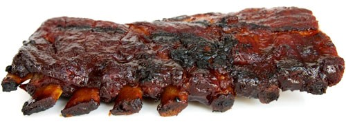 BBQ Half Rack Ribs 6 Bone 12 x 225g