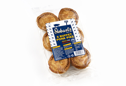 Buffet Pork Pies x 36