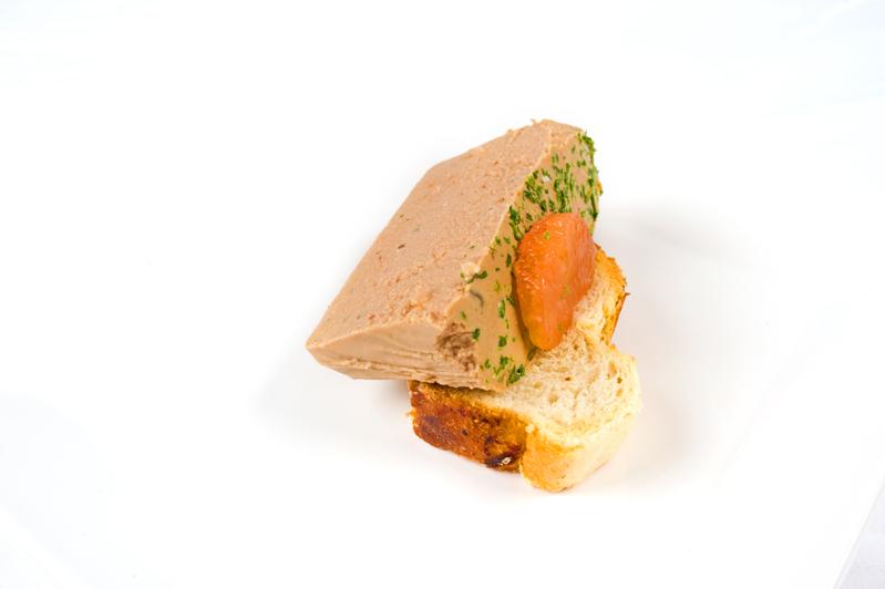 Duck Liver Paté with Orange & Cointreau 454g