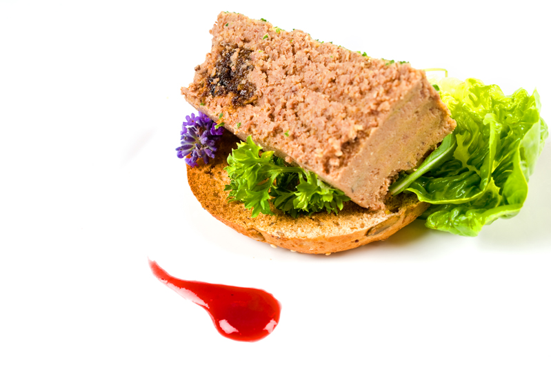 Wild Boar Pate with Prune & Calvados 454g