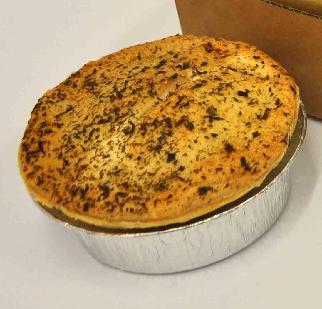 Toms Chicken & Wild Mushroom Pie 6 x 260g