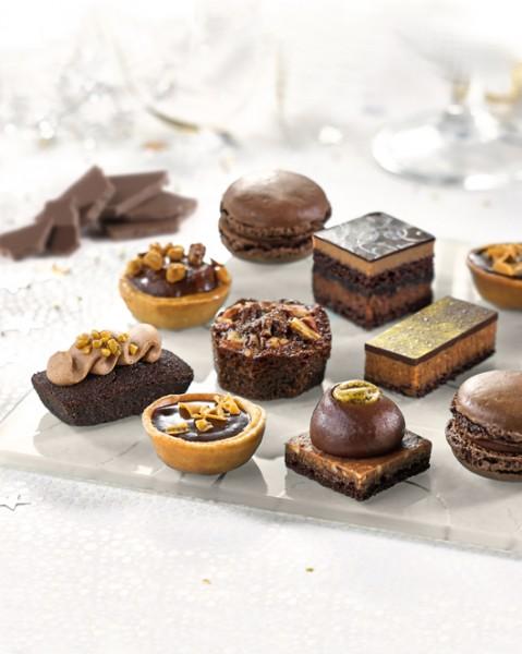 Tipiak Chocolate Petits Fours x 41