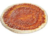 Wood Fired Pizza Bases Ready Sauced 29cm x16