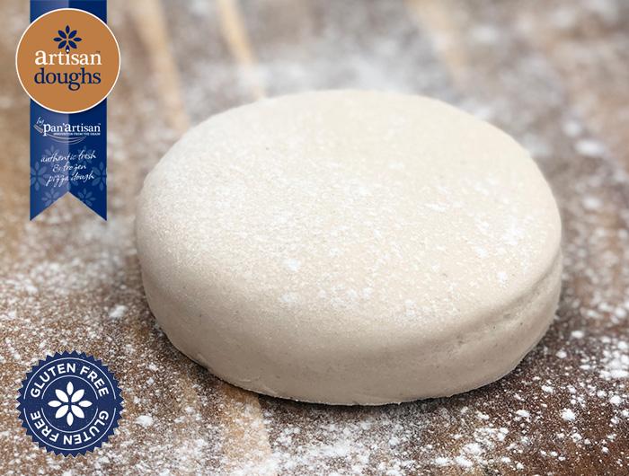 Pan Artisan Gluten Free Dough Pucks 13 x 240g