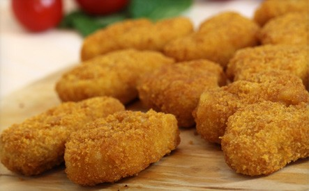 Jumbo Breaded Chicken Nuggets 100 x 20g