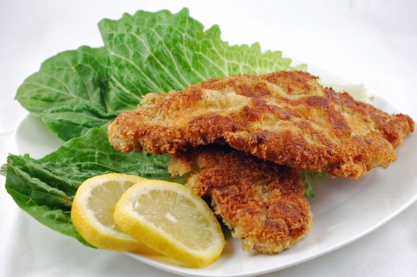 Breaded Chicken Steak 36 x 85g