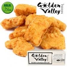 Golden Valley Chicken Nuggets 20g -2kg