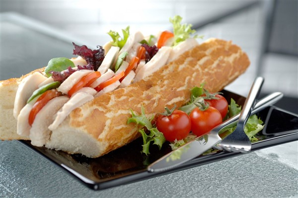 Sliced Chicken Breast  - 5mm   2.5kg