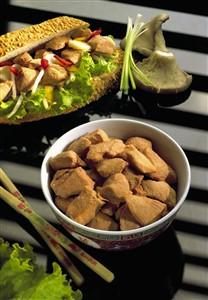 Diced Chicken - Chinese Flavour 2.5kg