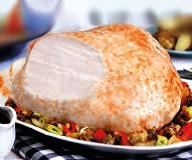 Cooked Turkey Saddle 3.63kg