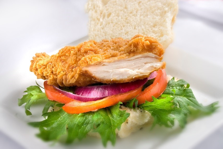 Ripple Coated Chicken Fillet (average 18 pieces) 2kg