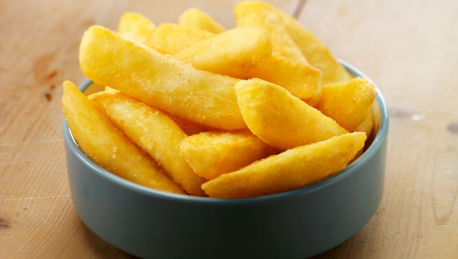 McCains Signature Gourmet Thick Chips 4 x 2.5kg