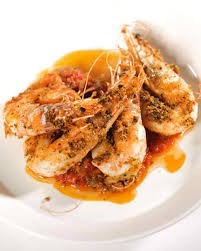 Hot & Spicy Tail On King Prawns 500g