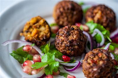 Authentic Moroccan Falafel 2 x 700g (22g)