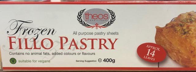 Filo Pastry 400g