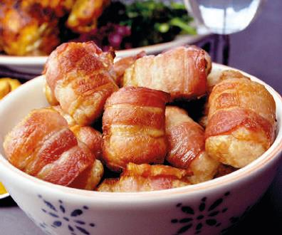 Pigs In Blankets 20g  Fully Cooked  x 1kg