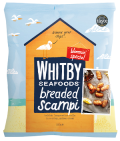 Breaded Scampi 3 Way Cook 225g