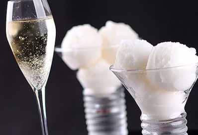 Champagne Sorbet 2ltr