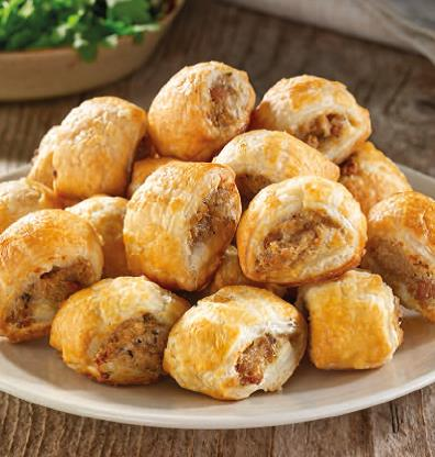 Party Sausage Rolls 100 x 14g