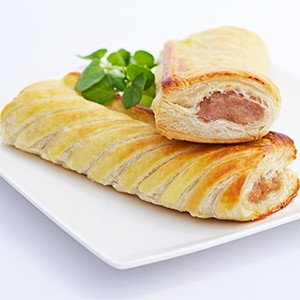 Sausage Rolls 6in Unbaked x 66
