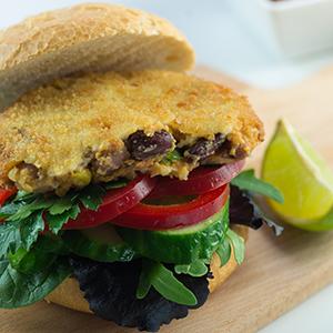 Daloon Spicy Beanburger 24 x 113g