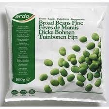 Broad Beans- Fine Frozen 1kg