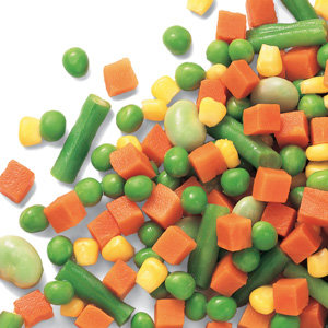 Mixed Vegetables Frozen 1kg